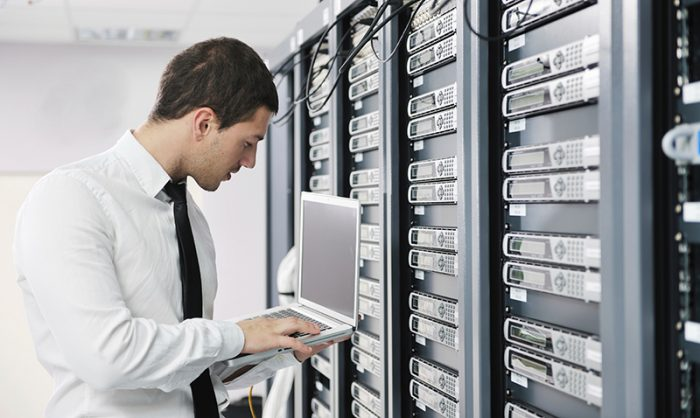 Ingeniero informatico Servidores Redes LAN WLAN